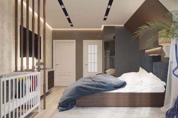 Дизайн интерьера дома 273 м2