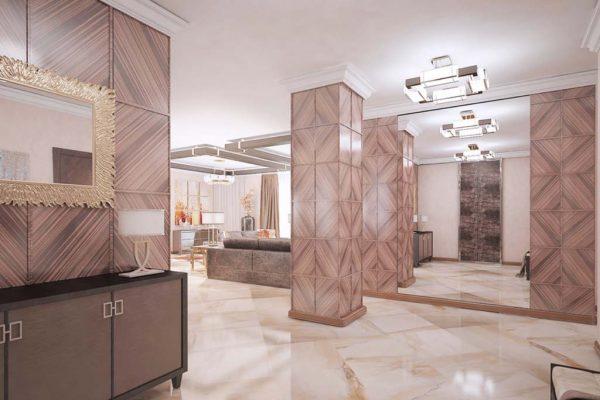 Дизайн проект дома 190 м2