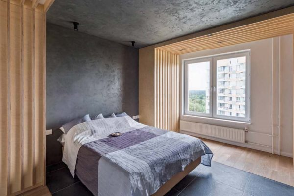 Дизайн проект квартиры 44м2