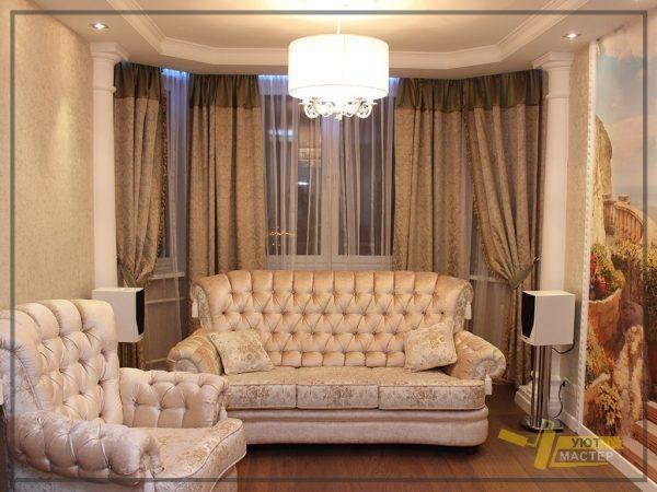 Ремонт квартиры 76 м2