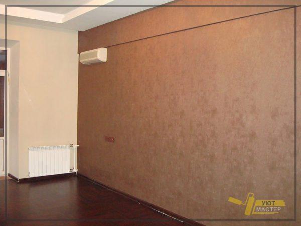 Ремонт квартиры под ключ 44 м2