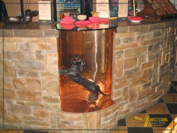Кафе под ключ 64 м2
