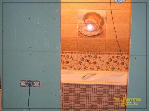 Ремонт раздельного санузла 2,7 м2