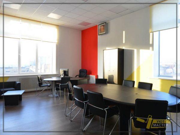 Офис под ключ 176 м2