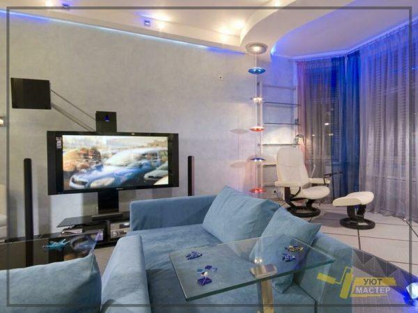 Квартира-студия 33 м2